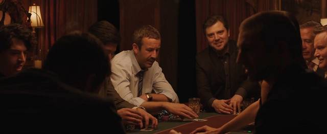 Molly's Game Chris O'Dowd foto dal film 2