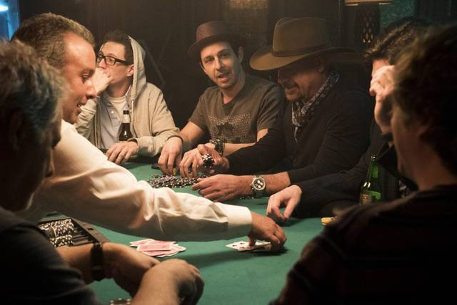 Molly's Game Chris O'Dowd foto dal film 3