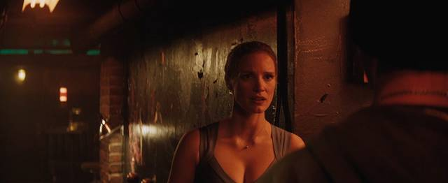 Molly's Game Jessica Chastain foto dal film 10