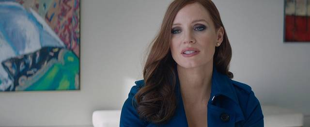 Molly's Game Jessica Chastain foto dal film 12