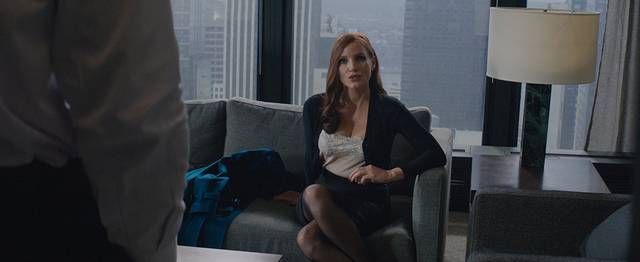 Molly's Game Jessica Chastain foto dal film 15