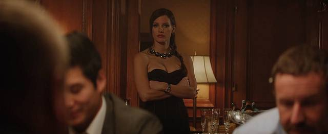 Molly's Game Jessica Chastain foto dal film 17