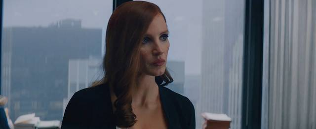 Molly's Game Jessica Chastain foto dal film 18