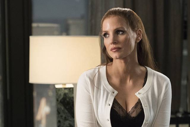 Molly's Game Jessica Chastain foto dal film 20