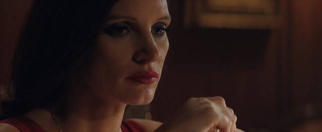 Molly's Game Jessica Chastain foto dal film 22