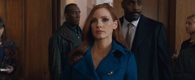 Molly's Game Jessica Chastain foto dal film 24