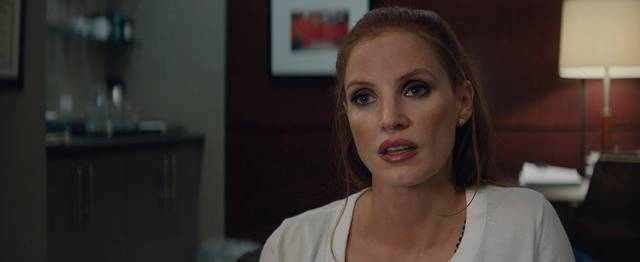 Molly's Game Jessica Chastain foto dal film 25