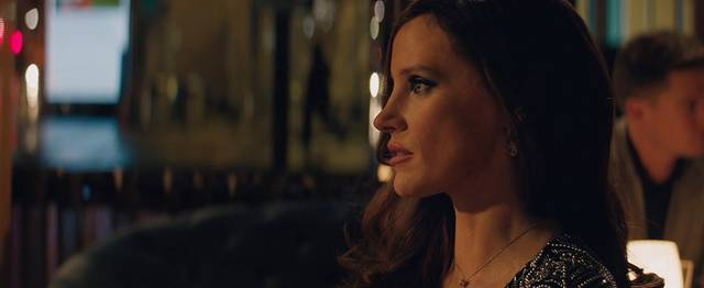 Molly's Game Jessica Chastain foto dal film 33