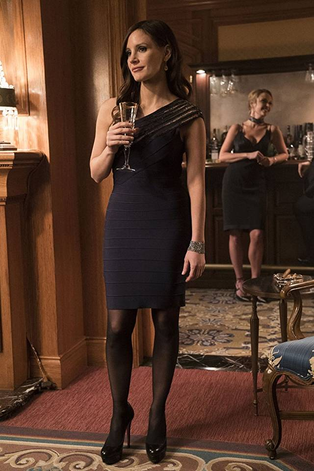 Molly's Game Jessica Chastain foto dal film 34