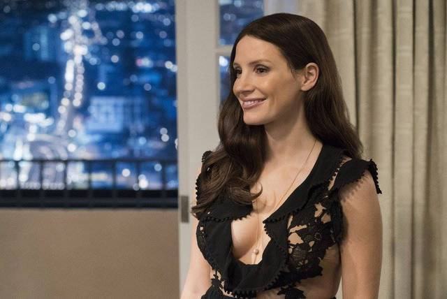 Molly's Game Jessica Chastain foto dal film 35