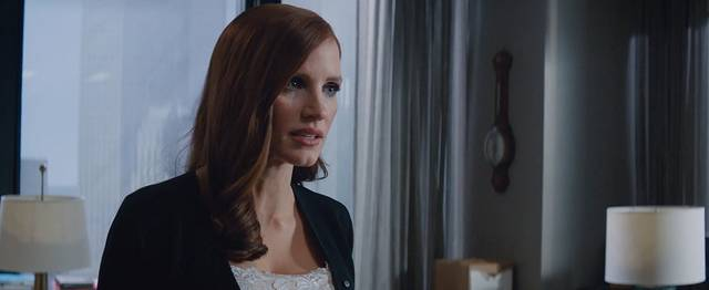 Molly's Game Jessica Chastain foto dal film 37