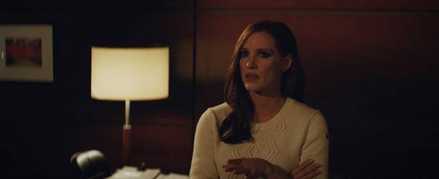Molly's Game Jessica Chastain foto dal film 38