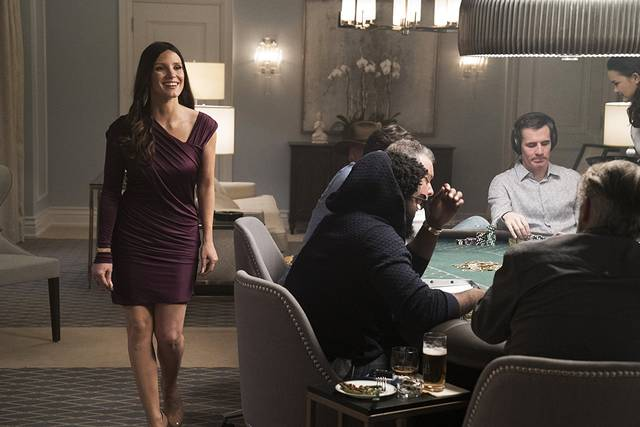 Molly's Game Jessica Chastain foto dal film 3
