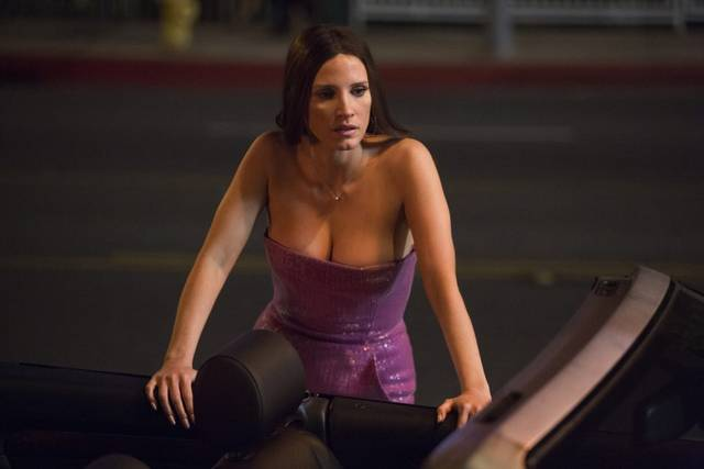 Molly's Game Jessica Chastain foto dal film 42