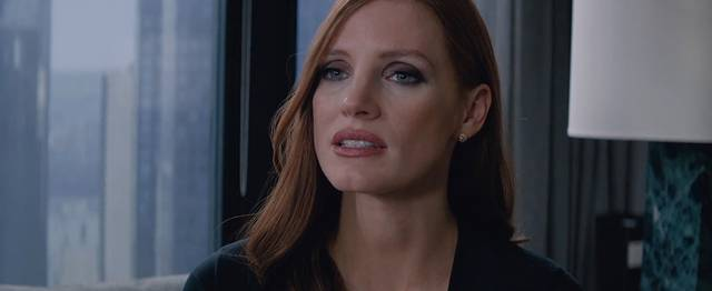 Molly's Game Jessica Chastain foto dal film 43