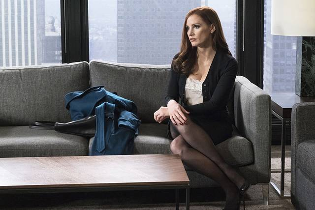 Molly's Game Jessica Chastain foto dal film 44