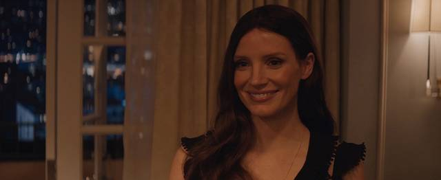 Molly's Game Jessica Chastain foto dal film 4