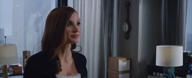 Molly's Game Jessica Chastain foto dal film 8