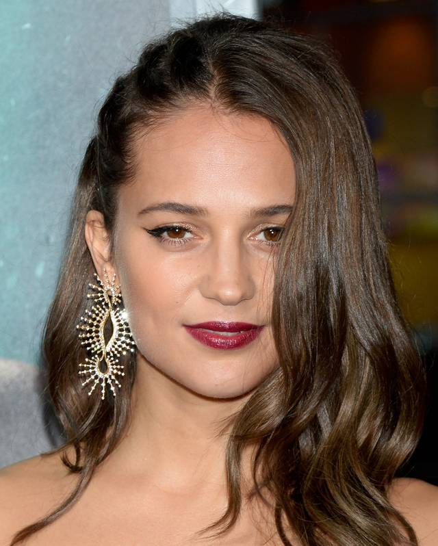 Tomb Raider - Alicia Vikander Premiere Hollywood foto 11