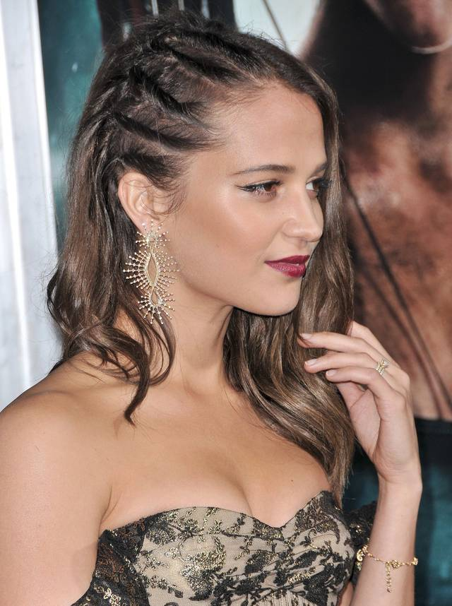 Tomb Raider - Alicia Vikander Premiere Hollywood foto 23