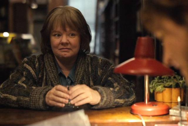 Can You Ever Forgive Me Melissa McCarthy foto dal film 3