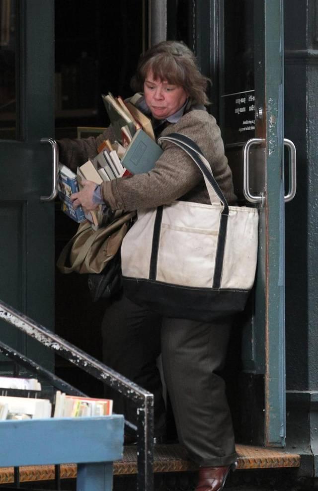 Can You Ever Forgive Me Melissa McCarthy foto dal film 4