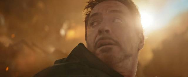 Avengers - Infinity War Robert Downey Jr foto dal film 3