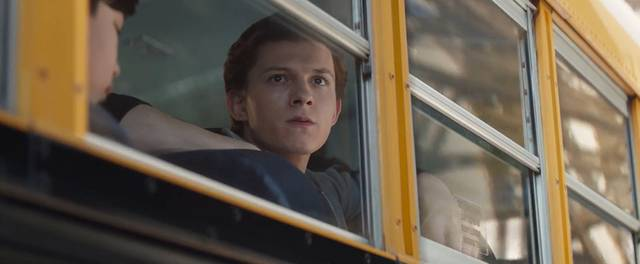 Avengers - Infinity War Tom Holland foto dal film 1