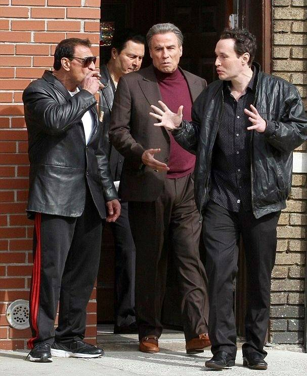 Gotti Chris Kerson John Travolta foto dal film 1