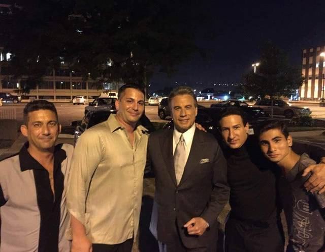 Gotti John Travolta William DeMeo Andrew Fiscella foto dal set 2