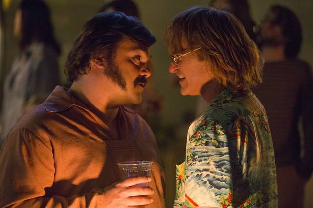 Don't Worry Joaquin Phoenix Jack Black foto dal film 2