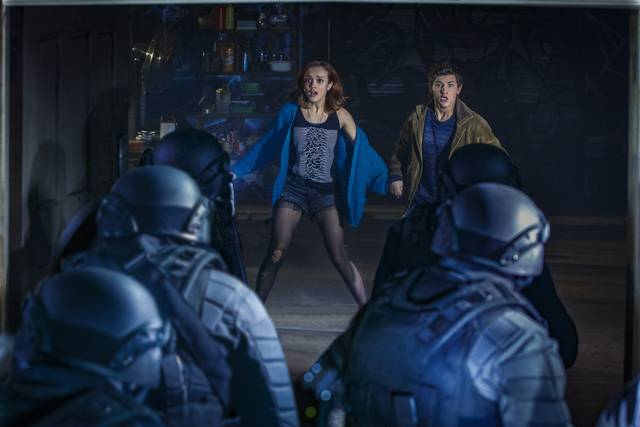 Ready Player One_Tye Sheridan Olivia Cooke_foto dal film 1