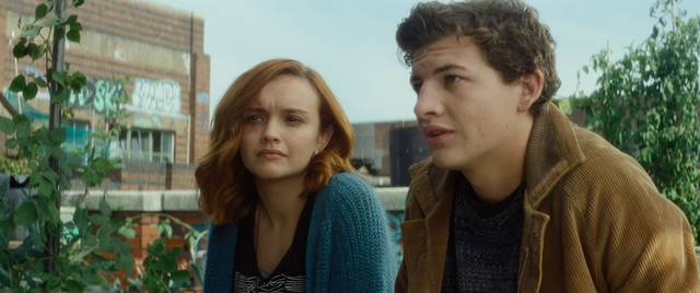 Ready Player One_Tye Sheridan Olivia Cooke_foto dal film 2