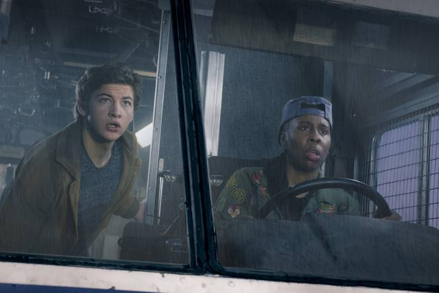 Ready Player One_Tye Sheridan Lena Waithe_foto dal film 2