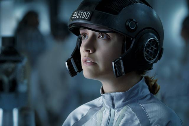 Ready Player_One Olivia Cooke_foto dal film 1