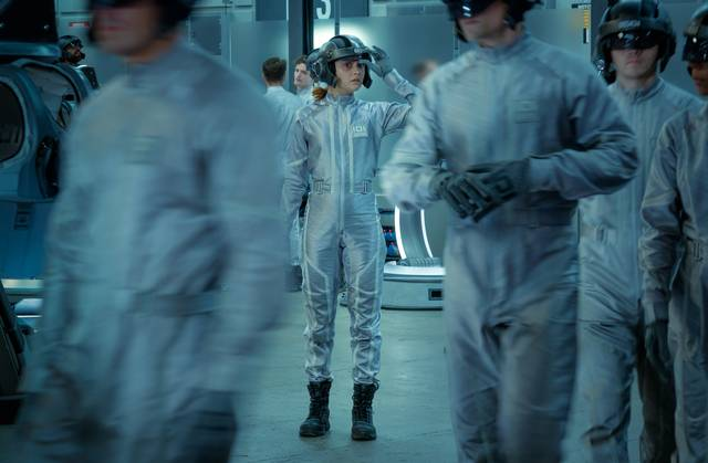 Ready Player_One Olivia Cooke_foto dal film 2