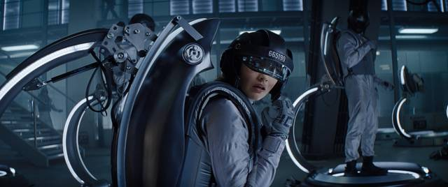 Ready Player_One Olivia Cooke_foto dal film 4