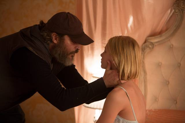 A Beautiful Day - You Were Never Really Here Ekaterina Samsonov Joaquin Phoenix foto dal film 11