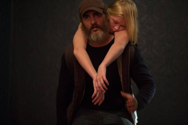 A Beautiful Day - You Were Never Really Here Ekaterina Samsonov Joaquin Phoenix foto dal film 14