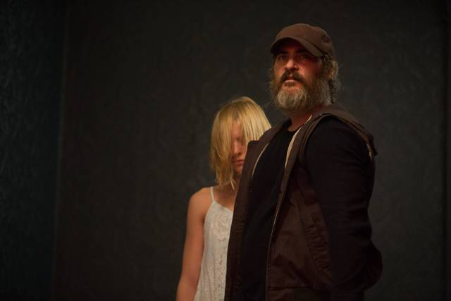 A Beautiful Day - You Were Never Really Here Ekaterina Samsonov Joaquin Phoenix foto dal film 15