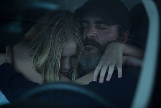 A Beautiful Day - You Were Never Really Here Ekaterina Samsonov Joaquin Phoenix foto dal film 4