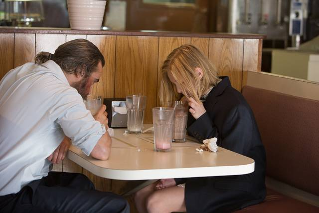 A Beautiful Day - You Were Never Really Here Ekaterina Samsonov Joaquin Phoenix foto dal film 7