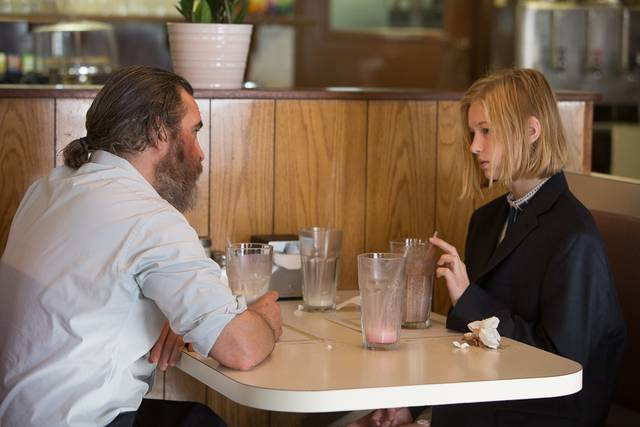 A Beautiful Day - You Were Never Really Here Ekaterina Samsonov Joaquin Phoenix foto dal film 8