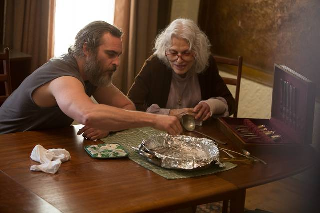 A Beautiful Day - You Were Never Really Here Joaquin Phoenix Judith Roberts foto dal film 3