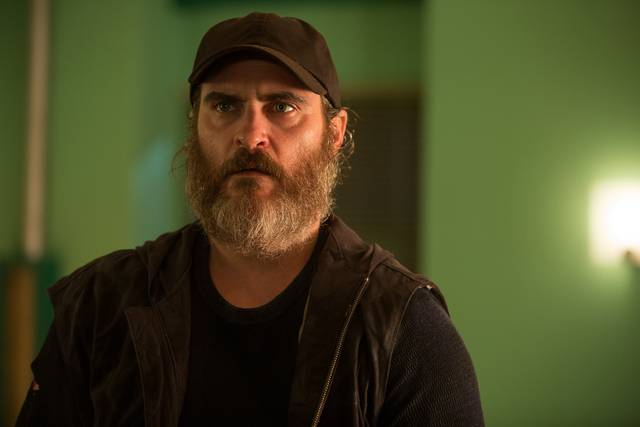 A Beautiful Day - You Were Never Really Here Joaquin Phoenix foto dal film 10