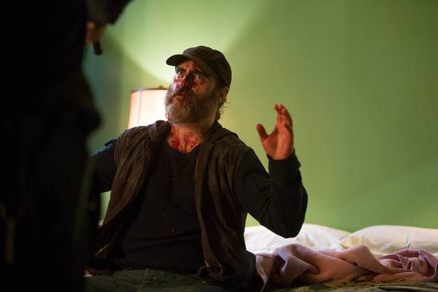 A Beautiful Day - You Were Never Really Here Joaquin Phoenix foto dal film 11