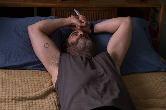 A Beautiful Day - You Were Never Really Here Joaquin Phoenix foto dal film 17