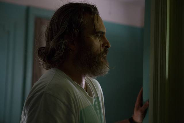 A Beautiful Day - You Were Never Really Here Joaquin Phoenix foto dal film 18