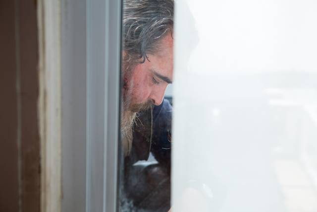 A Beautiful Day - You Were Never Really Here Joaquin Phoenix foto dal film 19
