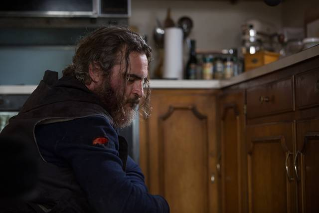 A Beautiful Day - You Were Never Really Here Joaquin Phoenix foto dal film 23